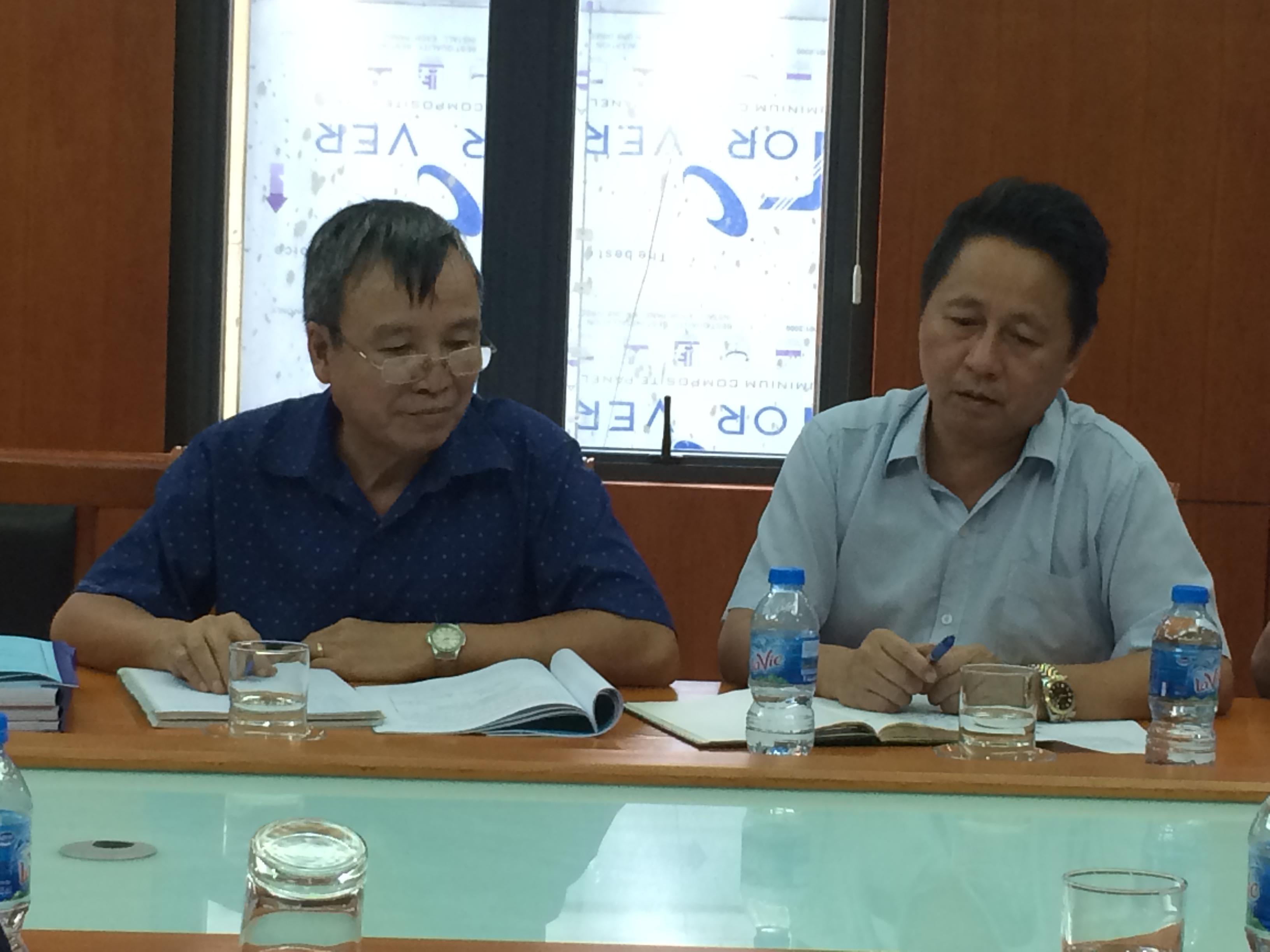 """Nghiệm thu kết quả thực hiện năm 2019 Dự án: """"Xây dựng bộ bản đồ môi trường phóng xạ tự nhiên tỷ lệ 1:250.000 cho toàn lãnh thổ Việt Nam – Giai đoạn I (2011-2015): cho một số khu vực trọng điểm"""""""